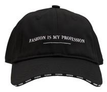 "BASEBALLKAPPE ""FASHION IS MY PROFESSION"""
