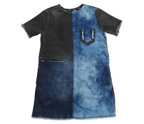 KLEID AUS STRETCH-DENIM