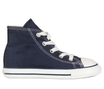 HOHE ALL STAR SNEAKERS AUS SEGELTUCH