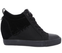 70MM HOHE WEDGE-SNEAKERS 'RORY'