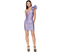 MINIKLEID AUS STRETCH-LUREX