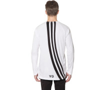 3 STRIPES JERSEY LONG SLEEVE T-SHIRT