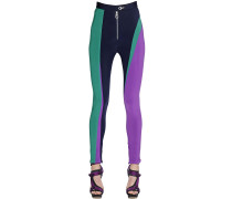 LEGGINGS AUS NEOPREN
