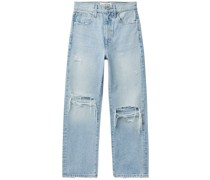 """JEANS MIT HOHER TAILLE """"LONDON"""""""