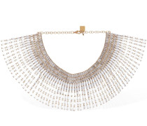 BARLUME CRYSTAL CHOKER NECKLACE