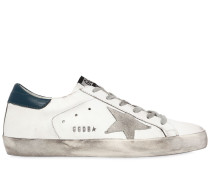 20MM HOHE LEDERSNEAKERS 'SUPER STAR'