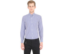 MILANO COTTON BROADCLOTH SHIRT