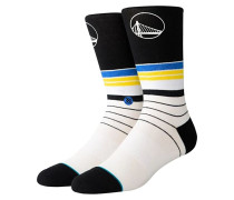 WARRIORS BASELINE SOCKS