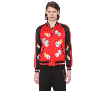 WENDBARE BOMBERJACKE 'TOUGH LUCK'