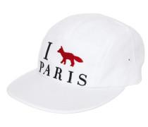 BASEBALLKAPPE AUS BAUMWOLLE 'I FOX PARIS'