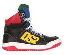HOHE LEDERSNEAKERS 'DS2'