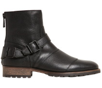 TRAILMASTER HAND-WAXED LEATHER BOOTS