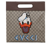 MEDIUM TOTE AUS GG-SUPREME-STOFF 'DONALD DUCK'