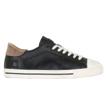CITY-SNEAKERS AUS LEDER