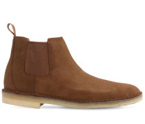 25MM SUEDE CHELSEA BOOTS