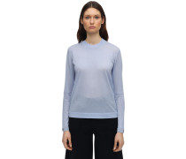 VERY FINE KNIT CASHMERE PULLOVER