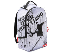 RUCKSACK 'MONEY OVER EVERYTHING'