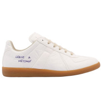 SNEAKERS AUS TECHNOSTOFF-PAPPE 'LEAVE A MESSAGE'