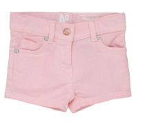 STRETCH-SHORTS AUS BAUMWOLLDENIM