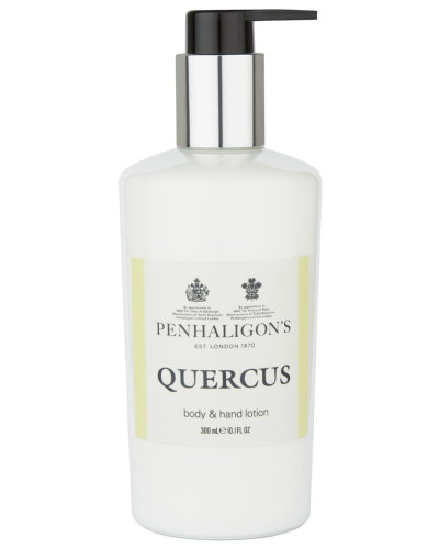 300ML QUERCUS BODY & HAND LOTION