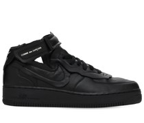 "SNEAKERS ""CDG NIKE CUT OFF AIR FORCE 1 MID"""