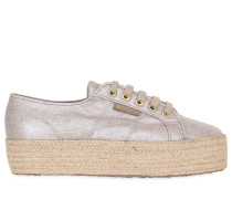40MM HOHE SNEAKERS AUS CANVAS '2790'