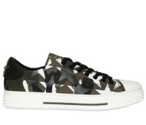 SNEAKERS AUS CANVAS MIT STERNEN 'ALL ROCK'