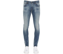 15CM SUPERENGE JEANS AUS DENIM 'REVEND'