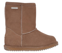WATERPROOF SUEDE & MERINO WOOL BOOTS