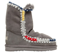 20MM HOHE SNEAKERS AUS SHEARLING 'ESKIMO POP'