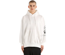 OVERSIZED KAPUZENSWEATSHIRT AUS FRENCH TERRY