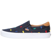 SLIP-ON-SNEAKERS AUS CANVAS 'CALIFORNIA'