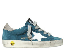 SNEAKERS AUS WILDLEDER 'SUPERSTAR'