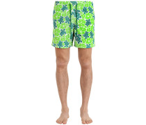 BADESHORTS 'MOOREA HAWAIIAN TURTLES'