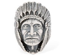 RING 'GREAT INDIAN HEAD'