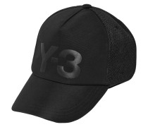 LOGO STRETCH COTTON BASEBALL HAT