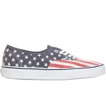 'AUTHENTIC VAN DOREN' SNEAKERS AUS CANVAS