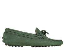 LOAFERS AUS NUBUKLEDER 'LACCETTO'