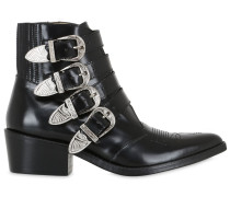 50MM HOHE COWBOYSTIEFEL 'BUCKLE UP'