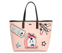 TOTE 'JET FLY WITH KARL CHOUPETTE'
