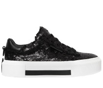 45MM HOHE PAILLETTENSNEAKERS 'TYLER'