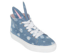 20MM SNEAKERS AUS DENIM 'BUNNY SNEAKS'