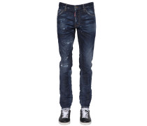 16.5CM STRETCH-JEANS 'COOL GUY OFFICER'