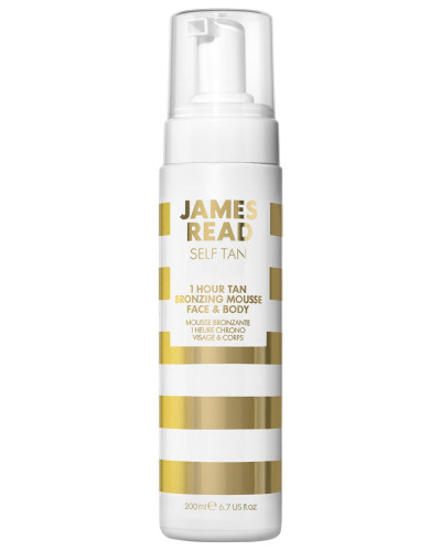 1 HOUR TAN BRONZING MOUSSE FACE & BODY