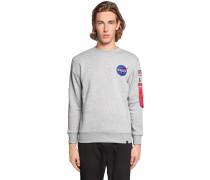 SWEATSHIRT AUS BAUMWOLLE 'NASA SPACE SHUTTLE'