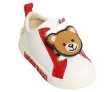 LEDERSNEAKERS 'TEDDY BEAR'
