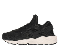 LAUFSNEAKERS AUS LEDER 'AIR HUARACHE'