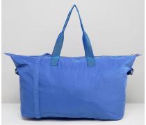 LIFESTYLE Lässige Reisetasche Blau
