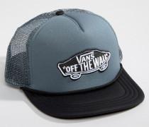 Klassische Trucker-Mütze in Blau, V00H2VKP8 Blau