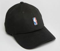 """Verstellbare Kappe mit """"NBA""""-Logo Schwarz"""